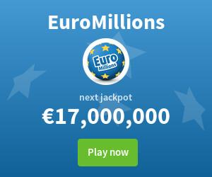 Euromillions Lotteriet